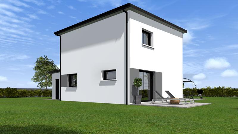 construire une maison moderne maisons clefs d 39 or construction bretagne. Black Bedroom Furniture Sets. Home Design Ideas