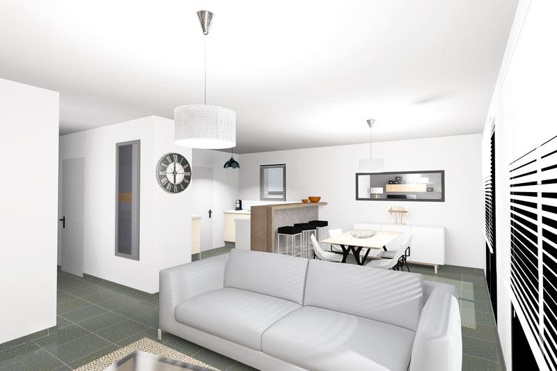 Construire une maison plain-pied Maisons Clefs d\'Or Finistère et ...