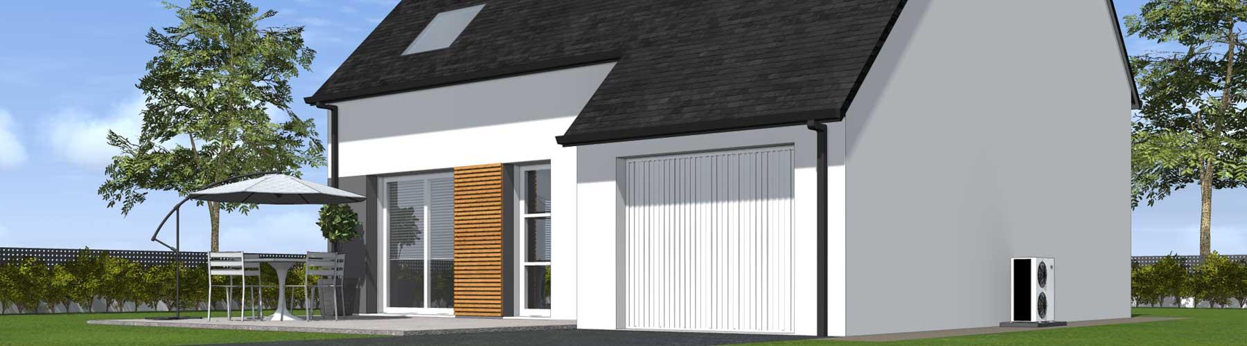 Constructeur maisons traditionnelle maisons clefs d 39 or for Constructeur maison traditionnelle