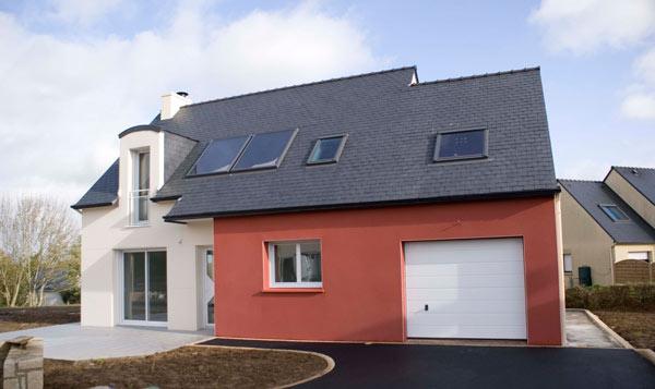Les r alisations constructeur maisons clefs d 39 or maisons for Constructeur maison basse consommation