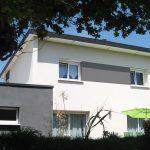 maison contemporaine mono-pente