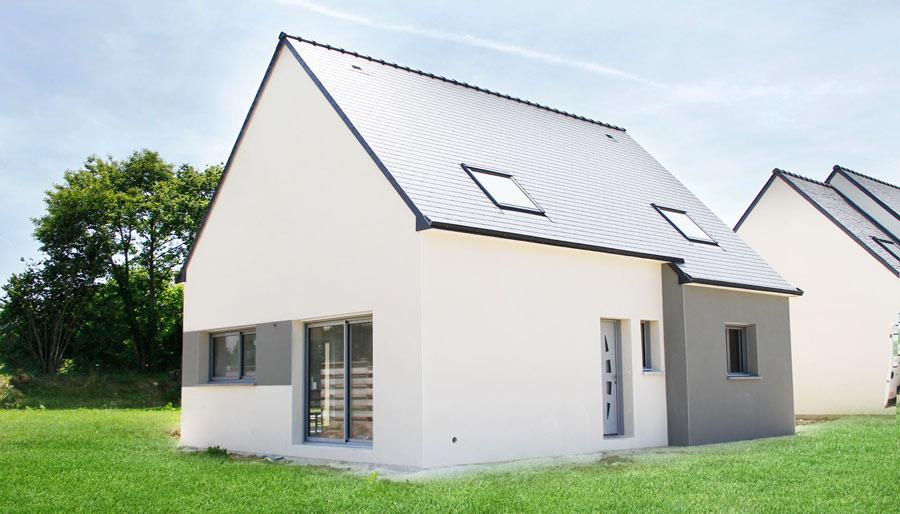 maison toit ardoise latest maison chambres toit ardoise vue naturel with maison toit ardoise. Black Bedroom Furniture Sets. Home Design Ideas