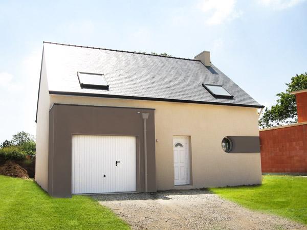 Les r alisations constructeur maisons clefs d 39 or maisons for Constructeur maison contemporaine 01